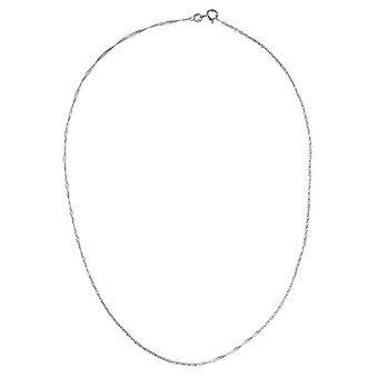Citerna Women's Necklace in White Gold 9K