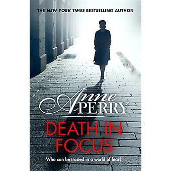 Death in Focus Elena Standish Book 1 by Anne Perry