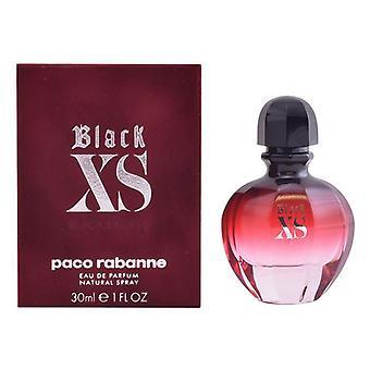 Vrouwen ' s parfum zwart XS Paco Rabanne EDP (30 ml)