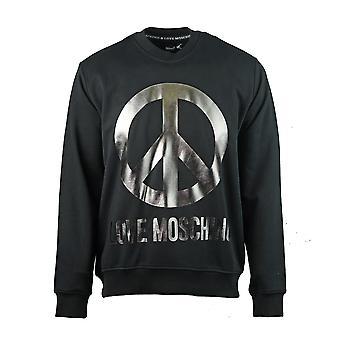 Moschino M 6 470 34 M 3875 C74 Black Jumper