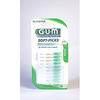 Sunstar Gum Soft Picks Regular Cleaner 40 szt