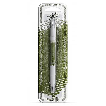 Rainbow Dust Double-Sided Food Pens Comestível Food Pen Holly Ivy Green