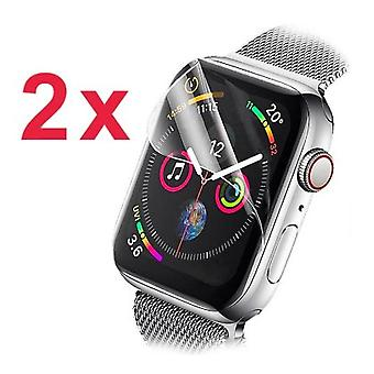 Screen protection Apple watch 42mm 2 pack