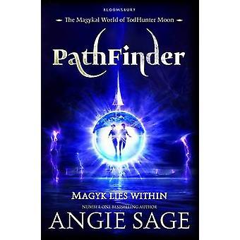 PathFinder on TodHunter kuu seikkailu Angie Sage