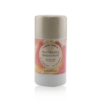 Lavanila Laboratories The Healthy Deodorant - Vanilla + Fire 57g/2oz