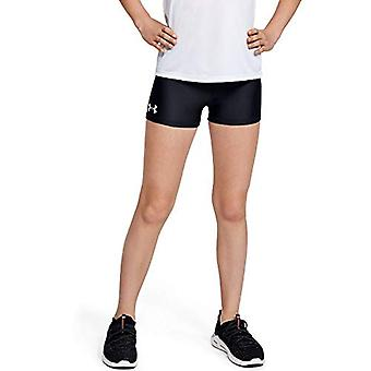 Under Armour Heatgear Armour shorty,, Black (001)/White, Size Youth Small