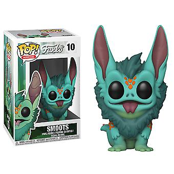 Wetmore Forest Smoots Pop! Vinyl