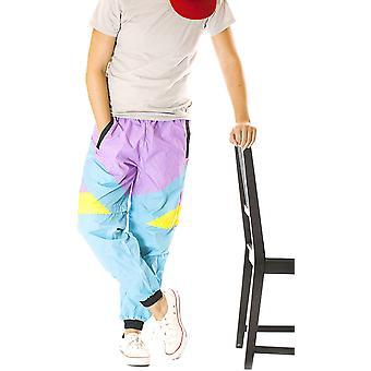 Funny Guy Mokken Gnarly Windbreaker Pants, 2X-Large