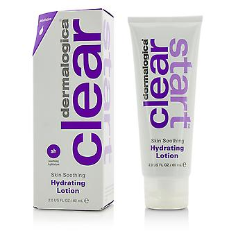 Loción hidratante para calmar la piel de inicio claro 210930 60ml/2oz