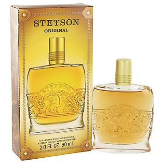 STETSON by Coty Cologne (Collectors Edition Decanter Bottle) 2 oz / 60 ml (Men)