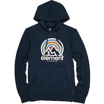 Element Sonata Pullover Hoody in Eclipse Navy