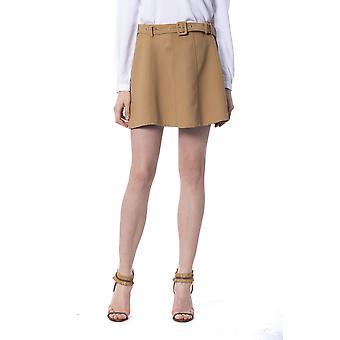 Women's Silvian Heach Brown Skirt