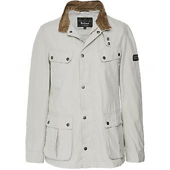 Barbour International Garment Dyed Duke Jacket
