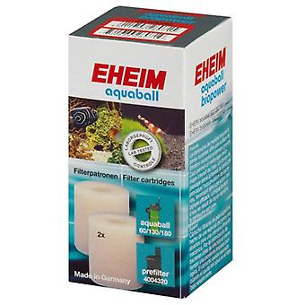 Eheim Filtering Charges for Filter Aquaball 2208/2212