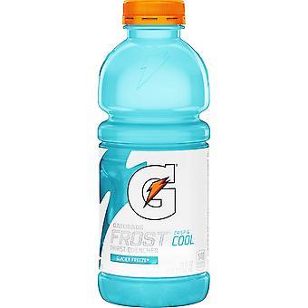 Gatorade Frost Gacier Freeze -( 950 Ml X 12 Bottiglie )