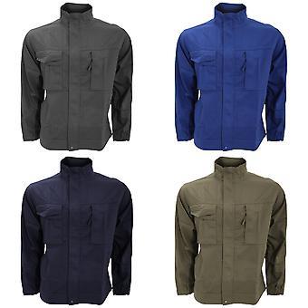 Russell Workwear Mens Twill Jacket