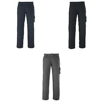 MASCOT miesten Berkeley työhousut (tavallinen ja pitkä) / miesten työvaatteet
