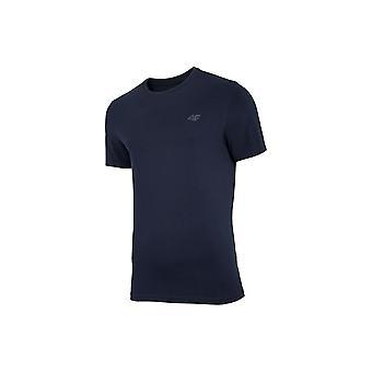 4F TSM003 NOSH4TSM003GRANAT universel hommes t-shirt