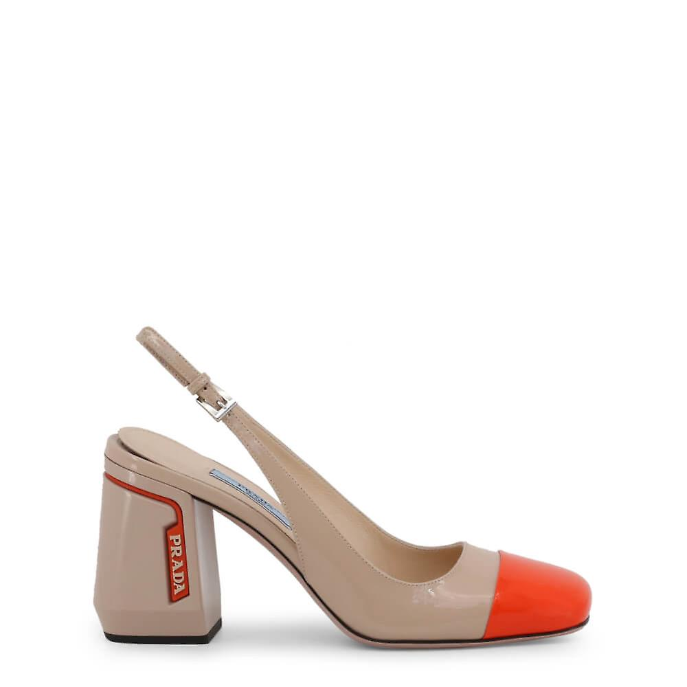 Prada Original Women Spring/Summer Pumps & Heels - Brown Color 34486 ZEtuM