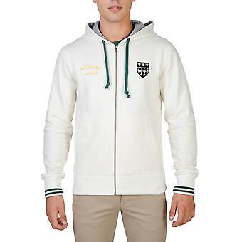 Oxford University Original Men Fall/Winter Sweatshirt - White Color 55934