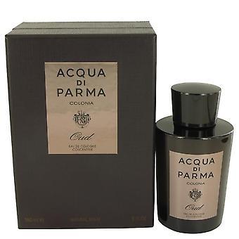Acqua Di Parma العود كولونيا كولونيا رذاذ التركيز قبل Acqua Di Parma أوز 6 كولونيا تركيز الرش
