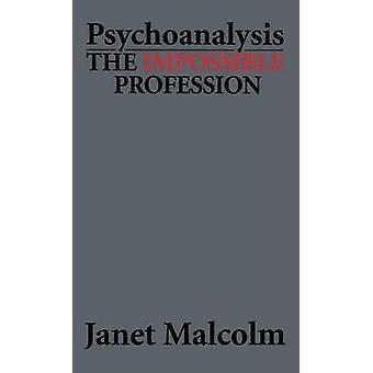 Psychoanalysis by Malcolm & J.