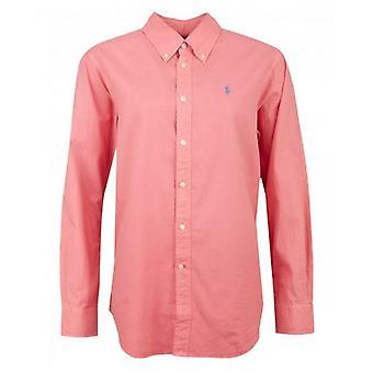 Polo Ralph Lauren plagg färgad avslappnad skjorta