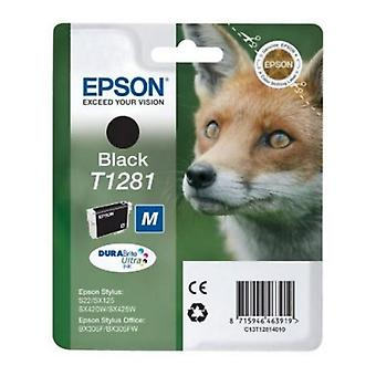 Originele inkt Cartridge Epson C13T128140 zwart