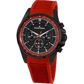 Jacques Lemans - Reloj de pulsera - Hombres - Liverpool - Deporte - 1-1799ZF