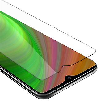 Cadorabo Tank Foil for LG K50s - Protective Film in KRISTALL KLAR - Tempered Display Protective Glass in 9H Hardness with 3D Touch Compatibility