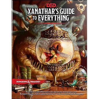 Dungeons & Dragons RPG-Xanathar 's Guida a tutto