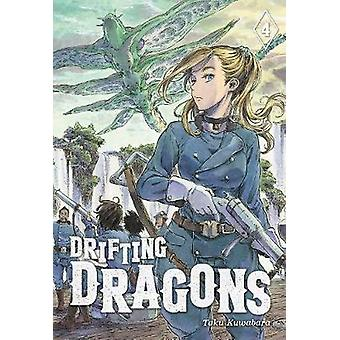Drifting Dragons 4 by Taku Kuwabara - 9781632369512 Book