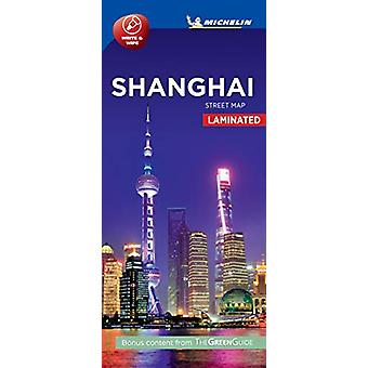SHANGHAI - Michelin City Map 9223 - Laminated City Plan - 978206724076