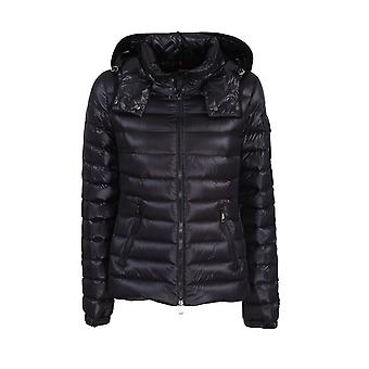 Moncler 1b10100c0070999 Women's Black Nylon Down Jacket