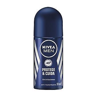 Roll-On Deodoranti Uomini Protege & Cuida Nivea (50 ml)