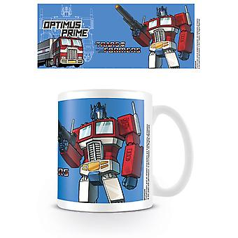 Transformers G1 Optimus Prime Mugg