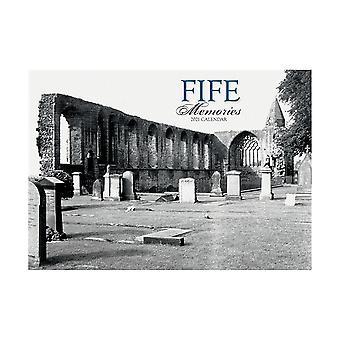 Otter House Fife Memories A4 2021 Calendar