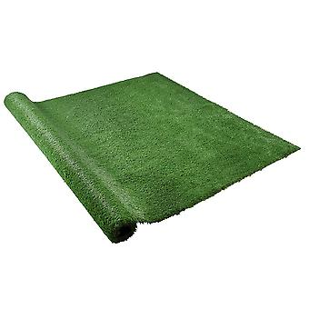 Yescom Indoor/Outdoor 10ft x 6.6ft  Fake Grass Artificial Mat, Green