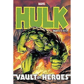 Marvel Vault of Heroes - Hulk - Biggest & Best by Paul Benjamin - 9