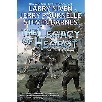 Legacy of Heorot by BAEN BOOKS - 9781982124373 Book