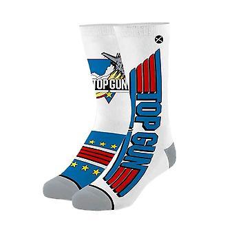Top Gun Pilot Premium Sublimated 360 Crew Socks