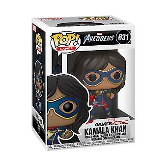 Funko Pop! Vinyl Marvel Avengers Gamerverse Kamala Khan #631