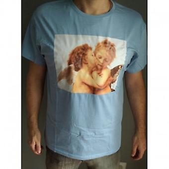 11/ alle kleuren en maten beschikbaar 100% katoenen tshirt handgemaakte wereldwijde gratis verzending
