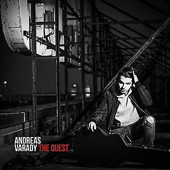 Andreas Varady - Quest [CD] USA import