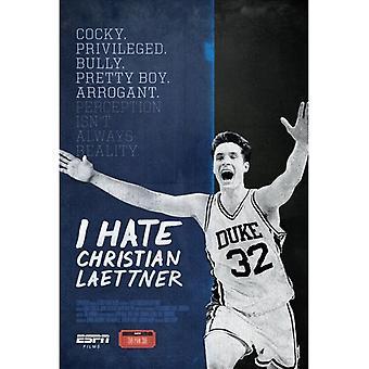 ESPN Films 30 for 30: I Hate Christian Laettner [DVD] USA import
