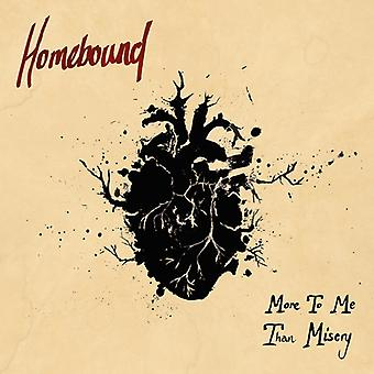Homebound - More to Me Than Misery [CD] USA import