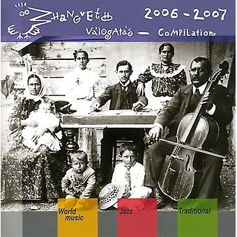 Hangveto 2006-2007 Zusammenstellung [CD] USA Import