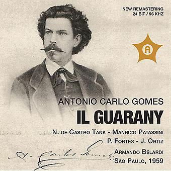 Antonio Carlo Gomes - Il Guarany [CD] USA import