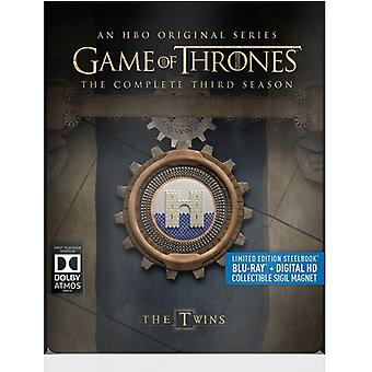 Game of Thrones: The Complete Third Season [Blu-ray] USA import