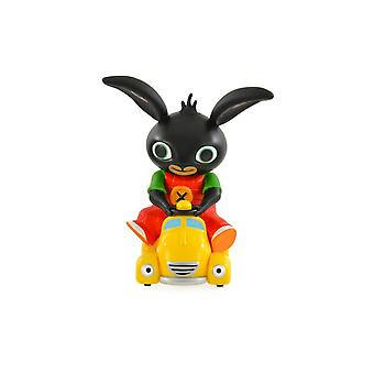 Bing squeaking talkie taxi with functional horn and squeaking noises for ages 12